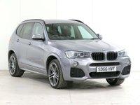 2016 BMW X3 2.0 20d M Sport Sport Auto xDrive 5dr £21494.00