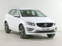 2017 VOLVO XC60 2.0 D4 R-Design Lux Nav Geartronic (s/s) 5dr