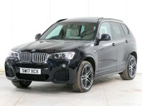 USED 2017 17 BMW X3 3.0 30d M Sport Sport Auto xDrive 5dr ***** £5,360 of EXTRAS *****