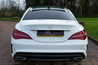USED 2017 67 MERCEDES-BENZ CLA 2.1 CLA220d WhiteArt 7G-DCT (s/s) 4dr COMMAND+PAN ROOF+CAMERA