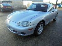 2001 MAZDA MX-5 1.6 I 2d 109 BHP £1450.00