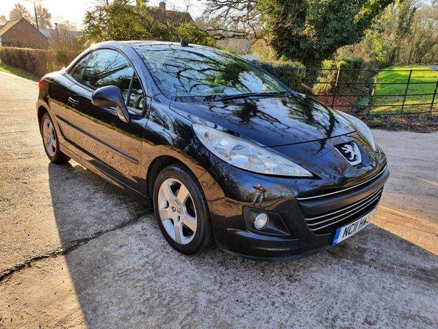 2011 11 PEUGEOT 207 1.6 CC SPORT 2d 120 BHP