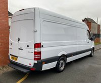 USED 2016 66 MERCEDES-BENZ SPRINTER 2.1 314 CDI LWB HIGH ROOF 140 BHP