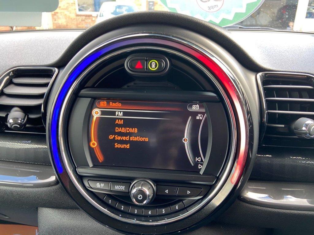 USED 2017 66 MINI CLUBMAN 1.5 COOPER 5d 134 BHP