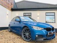 USED 2018 18 BMW 3 SERIES 2.0 320D XDRIVE M SPORT 4d AUTO 188 BHP