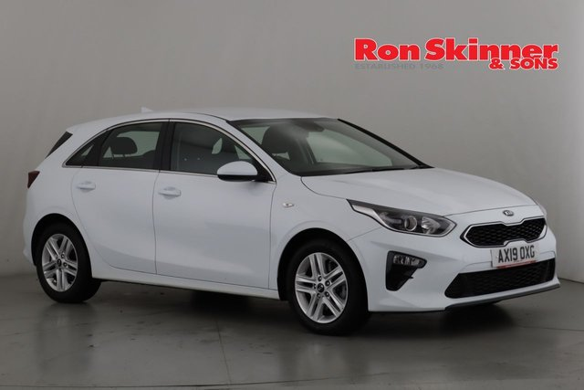 View our 2019 19 KIA CEED 1.6 CRDI 2 ISG 5d 114 BHP