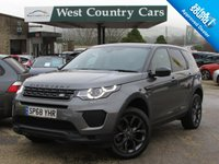 USED 2018 68 LAND ROVER DISCOVERY SPORT 2.0 TD4 LANDMARK 5d 178 BHP One Private Owner From New