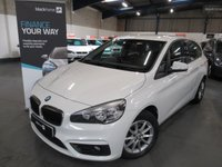 USED 2015 65 BMW 2 SERIES 2.0 218D SE ACTIVE TOURER 5d 148 BHP