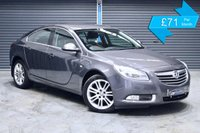 USED 2010 VAUXHALL INSIGNIA 2.0 CDTI EXCLUSIV  ** 2 KEYS, CRUISE CONTROL, AMBIENT INTERIOR LIGHTING **