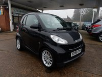 2009 SMART FORTWO 1.0 PASSION 2d 84 BHP £3490.00