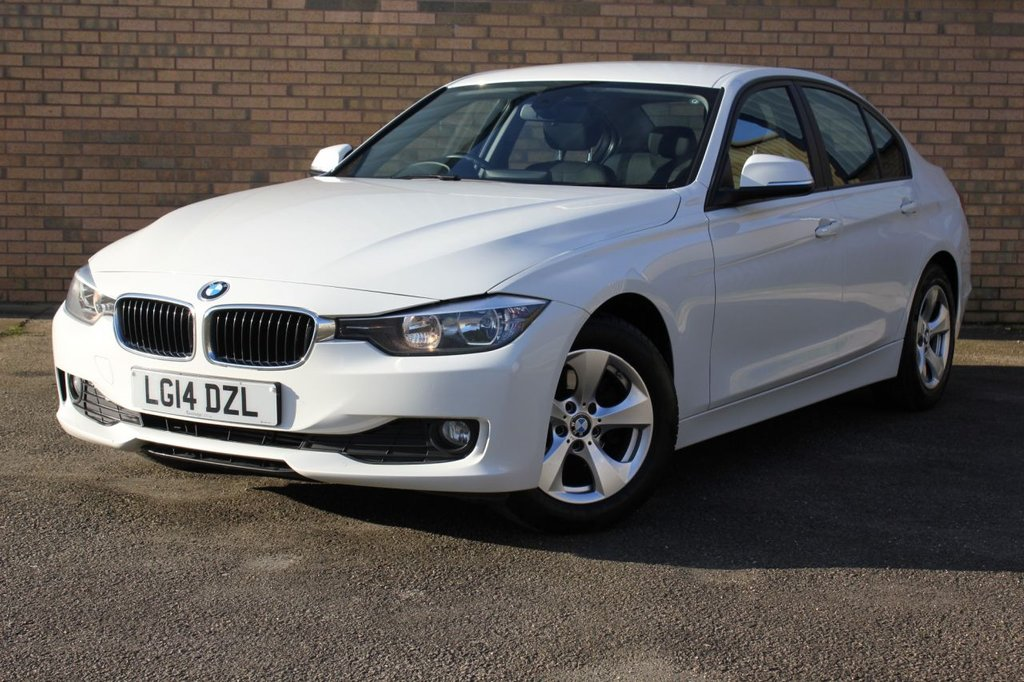 USED 2014 14 BMW 3 SERIES 2.0 320D EFFICIENTDYNAMICS 4d 161 BHP Stunning BMW Saloon.
