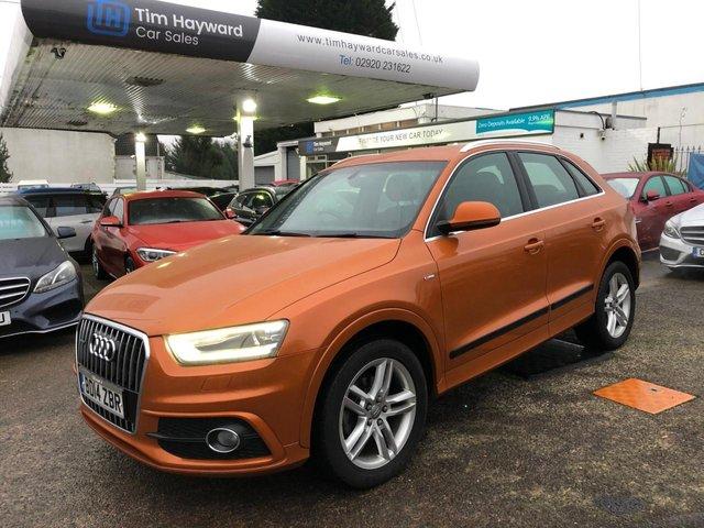 AUDI Q3 at Tim Hayward Car Sales