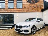 USED 2016 66 BMW 7 SERIES 3.0 740LD XDRIVE M SPORT 4d AUTO 315 BHP