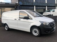 USED 2016 66 MERCEDES-BENZ VITO 1.6 111 CDI 114 BHP
