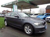 2008 BMW 1 SERIES 1.6 116I SE 3d 121 BHP RARE AUTOMATIC £4295.00