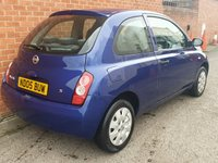 USED 2005 05 NISSAN MICRA 1.2 S 3d 80 BHP