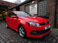 2013 VOLKSWAGEN POLO 1.2 R-LINE STYLE 3d 60 BHP £5495.00