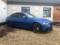 USED 2017 17 BMW 3 SERIES 3.0 335D XDRIVE M SPORT 4d AUTO 308 BHP