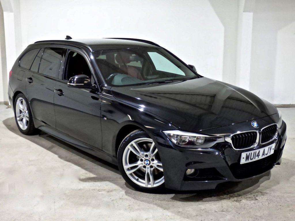 USED 2014 14 BMW 3 SERIES 3.0 330D M SPORT TOURING 5d 255 BHP