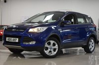 USED 2015 15 FORD KUGA 1.5L ZETEC 5d 148 BHP STUNNING FORD KUGA! MUST BE SEEN!