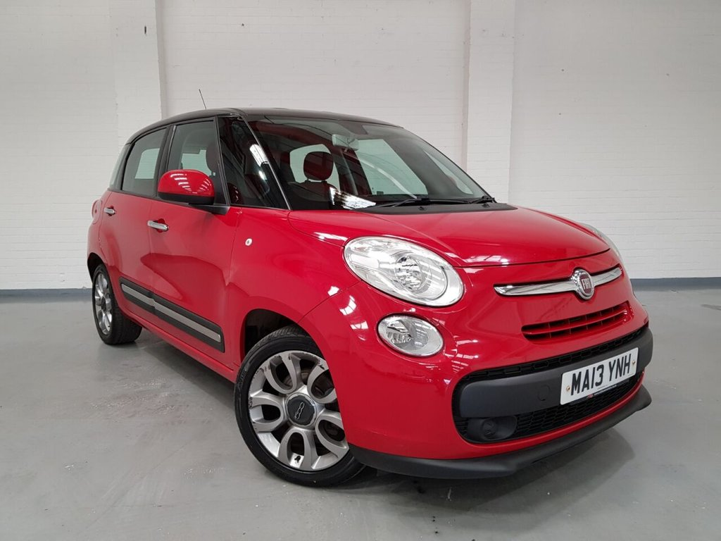 USED 2013 13 FIAT 500L 1.4 POP STAR 5d 95 BHP BEATS AUDIO + MULTI FUNCTION WHEEL + AIR CONDITIONING