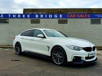 2015 BMW 4 SERIES 2.0 420D M SPORT GRAN COUPE 4d 188 BHP £13495.00
