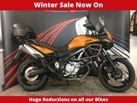 2012 SUZUKI V-STROM 650 DL 650 V STROM £2989.00
