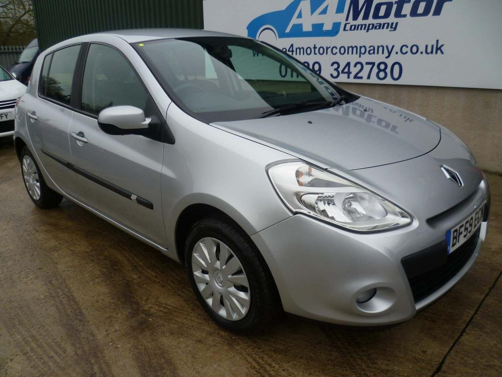USED 2009 59 RENAULT CLIO 1.6 VVT Expression 5dr 100 + REVIEWS YOU CAN TRUST!!