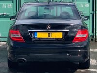 USED 2013 63 MERCEDES-BENZ C-CLASS 2.1 C250 CDI AMG Sport 7G-Tronic Plus 4dr