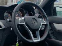 USED 2013 13 MERCEDES-BENZ C CLASS 2.1 C220 CDI BlueEFFICIENCY AMG Sport Plus 7G-Tronic Plus 4dr (Map Pilot) 1Owner/FMSH/AMGPack/LEDLights