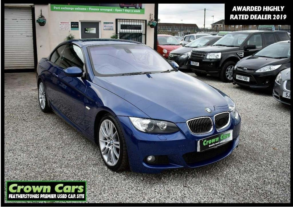 USED 2012 58 BMW 3 SERIES 3.0 330d M Sport 2dr 3 MONTH WARRANTY & PDI CHECKS