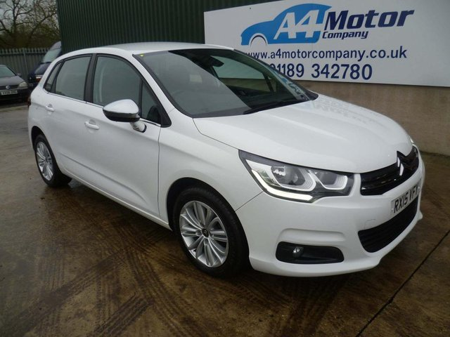 2015 15 CITROEN C4 1.6 BlueHDi Flair 5dr