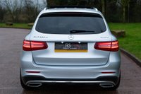 USED 2018 18 MERCEDES-BENZ GLC-CLASS 2.1 GLC220d AMG Line (Premium Plus) G-Tronic 4MATIC (s/s) 5dr [PAN ROOF+NAV+CAMERA]
