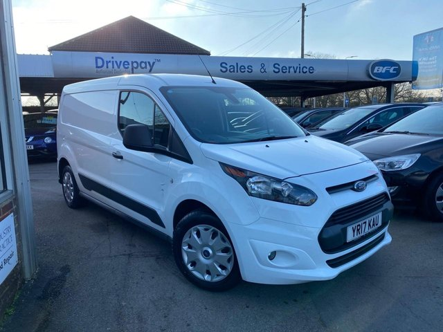 USED 2017 17 FORD TRANSIT CONNECT 1.5 240 TREND P/V 100 BHP