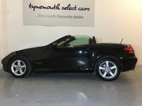 USED 2009 59 MERCEDES-BENZ SLK 1.8 SLK200 KOMPRESSOR 2d 184 BHP Fabulous Mercedes Benz SLK 200 Kompressor 184 BHP Five Speed Automatic With Tip-Shift Finished In Flawless Obsidian Black With Matching Black Leather Sports Seats, Only 61,200 Miles With Good Service History, The Original And Still One Of The Only Sports  Roadsters To Feature A Steel Folding Roof For Added Comfort, Safety And Security,  As Well As The Super Smooth Automatic Gearbox And Leather There Is Full Air Conditioning,Cruise Control with Speed Limiter And Full Bluetooth As Well great value