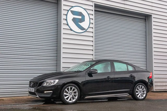USED 2016 65 VOLVO S60 2.0 D4 BUSINESS EDITION 4d 188 BHP