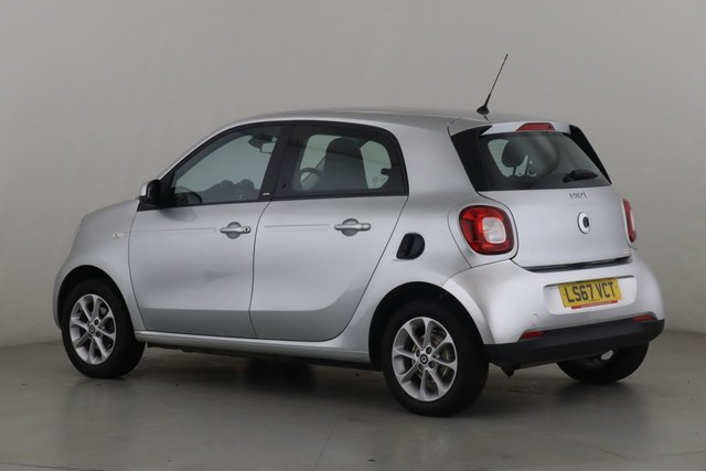 SMART FORFOUR at Ron Skinner and Sons