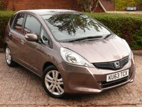 USED 2013 63 HONDA JAZZ 1.3 I-VTEC ES PLUS 5d 99 BHP