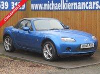 2006 MAZDA MX-5 1.8 I 2d 125 BHP £2995.00