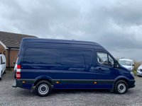 USED 2014 14 MERCEDES-BENZ SPRINTER 2.1 316 CDI MWB AUTO 163 BHP FACELIFT RARE AUTOMATIC, 163 BHP, FACELIFT, ONE OWNER FROM NEW,