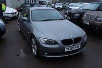2009 BMW 3 SERIES 2.0 320D SE 2d 175 BHP £4995.00