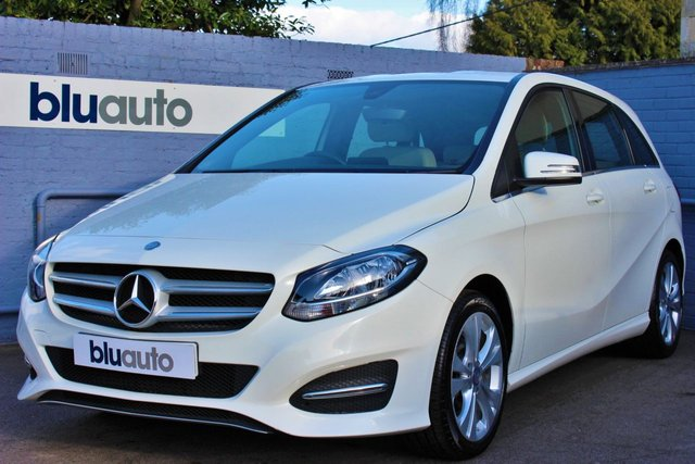 View our MERCEDES-BENZ B 180