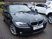 USED 2011 61 BMW 3 SERIES 2.0 320D SE 4d 181 BHP ANY PART EXCHANGE WELCOME, COUNTRY WIDE DELIVERY ARRANGED, HUGE SPEC