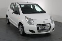 USED 2014 64 SUZUKI ALTO 1.0 SZ3 5d 68 BHP 2 OWNERS with 4 Stamp SERVICE HISTORY