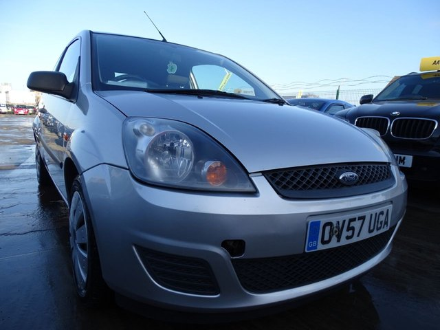 USED 2007 57 FORD FIESTA 1.2 STYLE CLIMATE