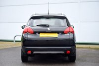 USED 2014 63 PEUGEOT 2008 1.2 ALLURE 5d 82 BHP PANORAMIC ROOF - 1/2 LEARHER - DAB