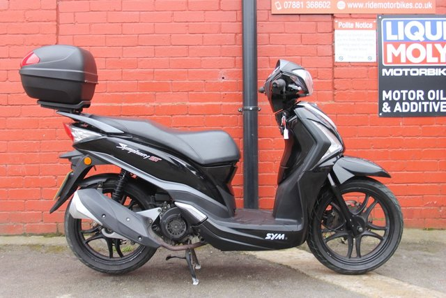 USED 2017 17 SYM SYMPHONY ST 125  A Great First Scooter, Finance Available.