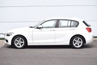 USED 2016 66 BMW 1 SERIES 1.5 116D SE NAV 5d 114 BHP SAT NAV - BLUETOOTH - DAB - FSH