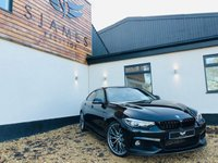 USED 2017 67 BMW 4 SERIES 3.0 440I M SPORT GRAN COUPE 4d AUTO 322 BHP