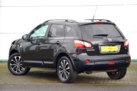 USED 2013 63 NISSAN QASHQAI 1.5 DCI 360 5d 110 BHP SAT NAV - PAN ROOF - 1/2 LEATHER - 360 SURROUND VIEW CAMERAS